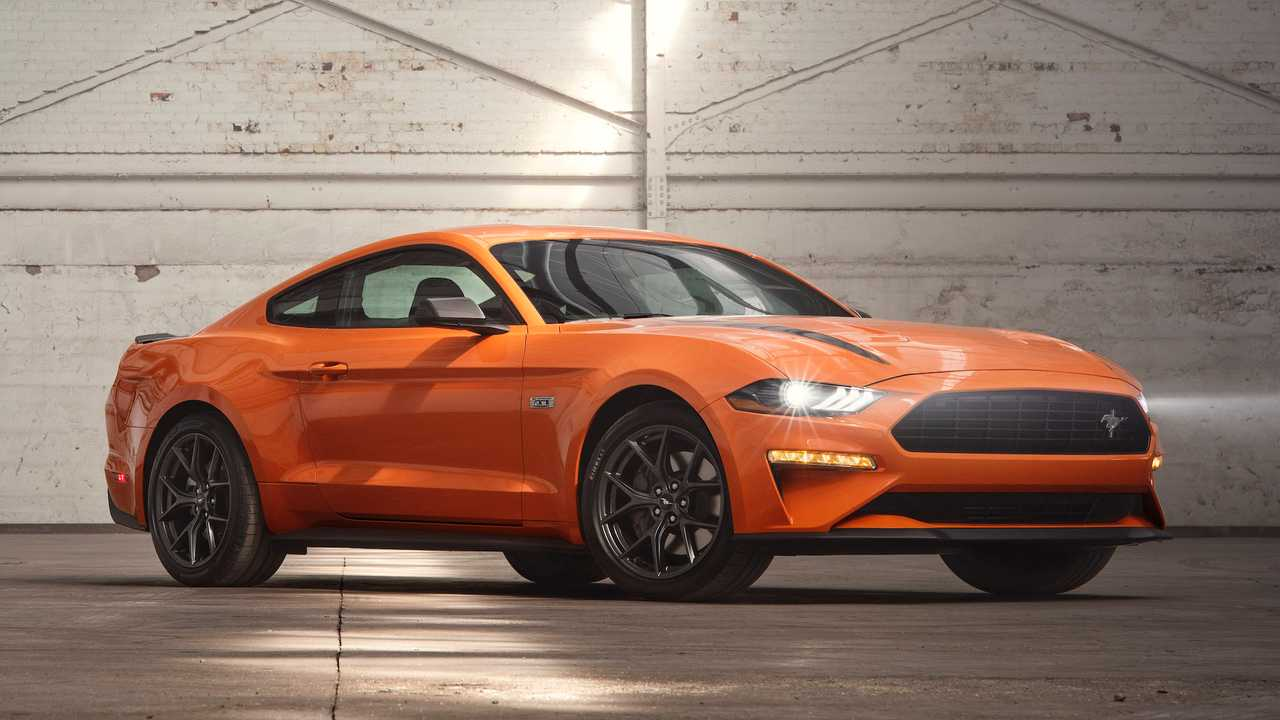 Mustang EcoBoost High Performance Pack