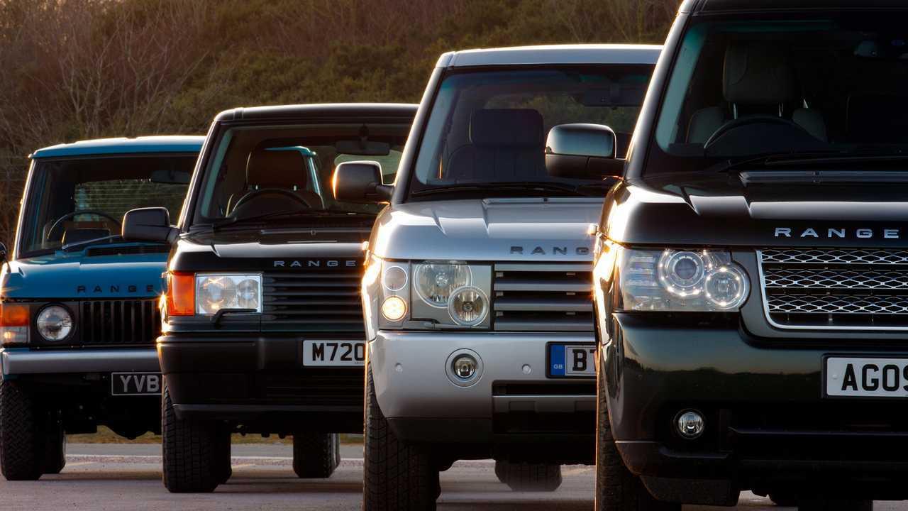 30 ans de Range Rover