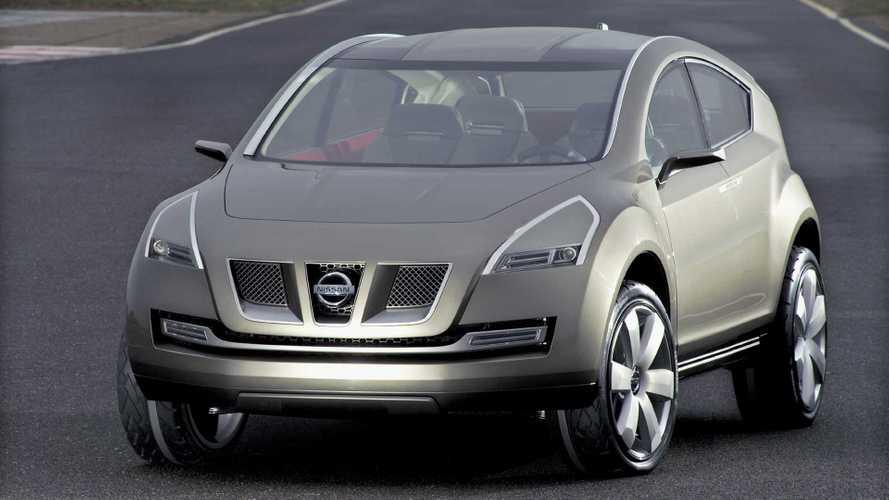 Каким мог стать первый Nissan Qashqai, но, увы, не стал