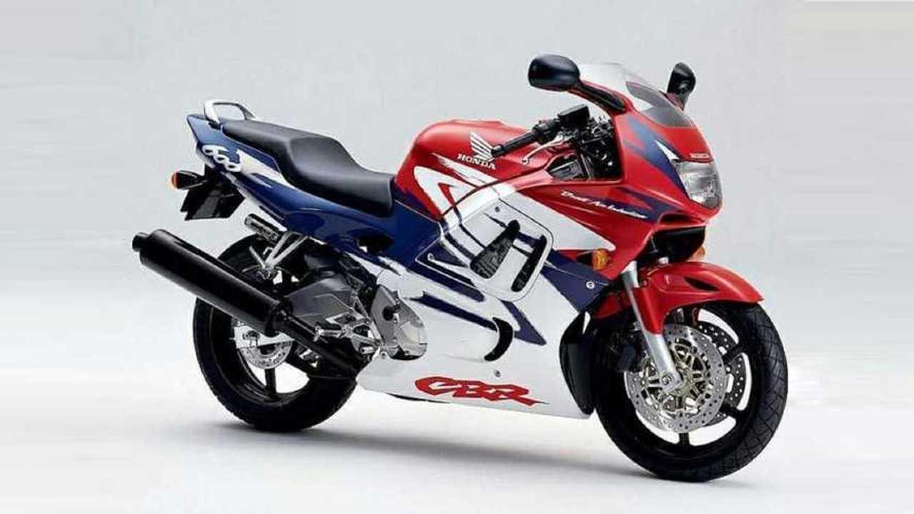 Honda CBR600F3 (1995-1998)