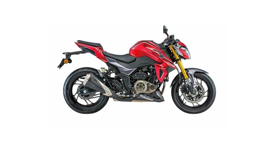Newly Released Haojue DR300 Paves The Way For The Suzuki GSX-S300