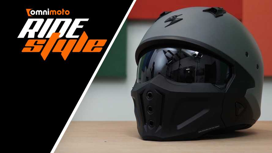 Ridestyle: Casco Scorpion Exo Covert-X