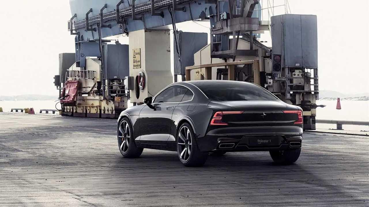Polestar «почти завершил» разработку двух электромобилей