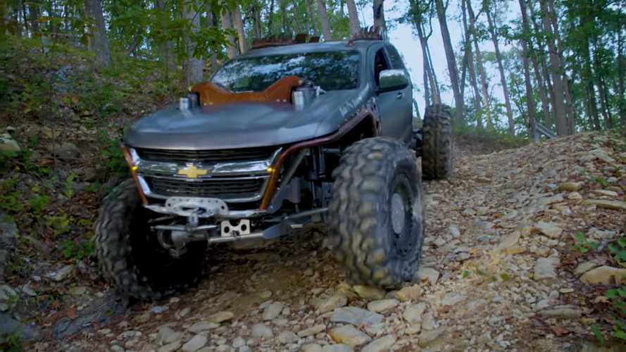 Chevy Colorado Kymera Custom Off-Roader