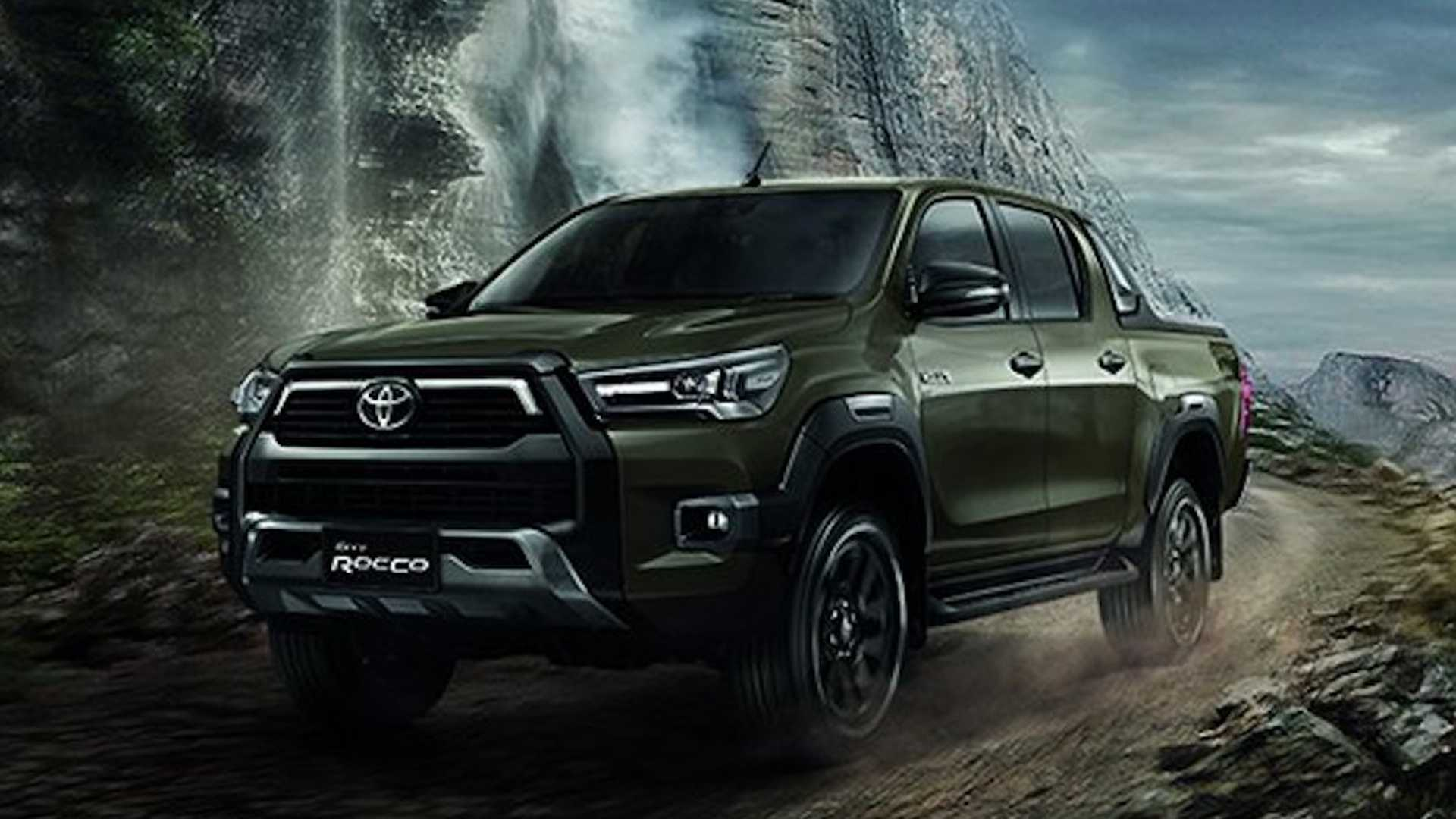 2021 toyota hilux debuts with more torque, enhanced