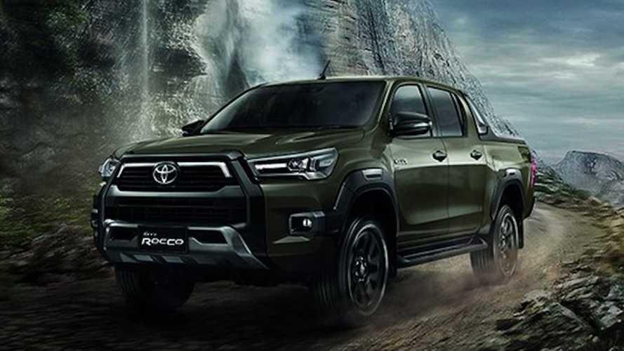 Toyota Hilux 2021 vai acelerar de 0 a 100 km/h em 10 segundos e terá som da JBL