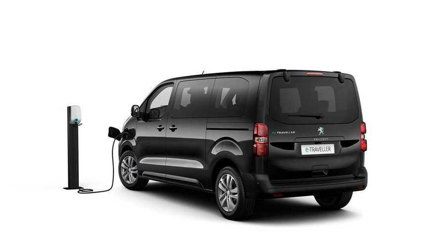 2020 Peugeot e-Traveller