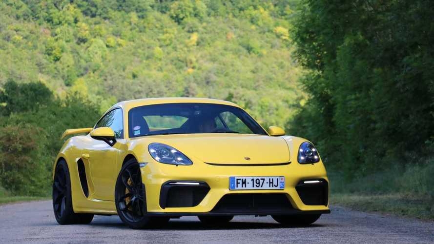 Porsche 718 Cayman GT4, a prueba: terapia milagrosa