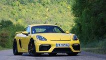 Essai Porsche 718 Cayman GT4 (2020)