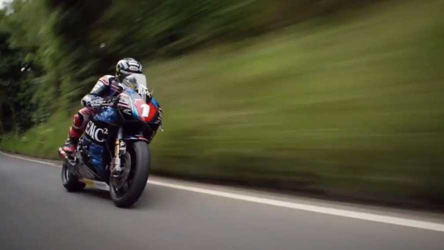 Take a ride with John McGuinness around the IOMTT course