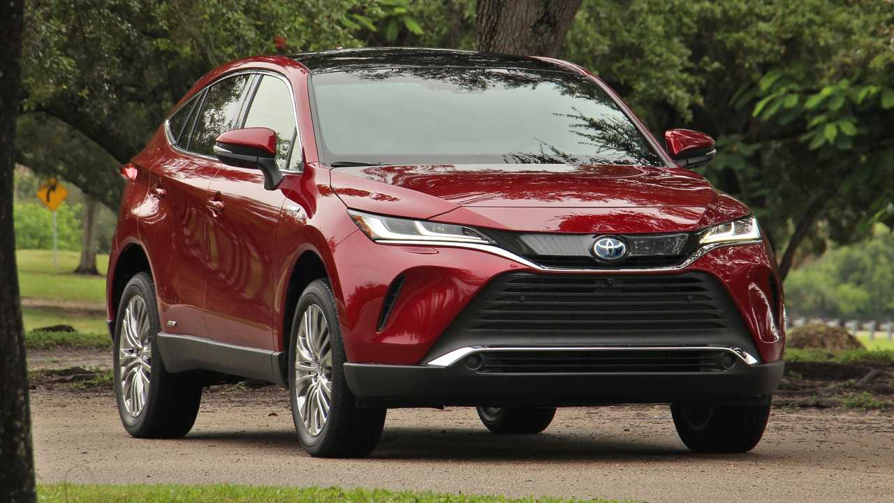 2021 Toyota Venza: First Drive