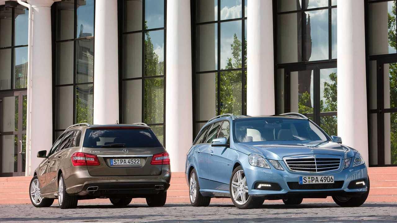 2009 bis 2016: Mercedes-Benz Baureihen 212 und 207