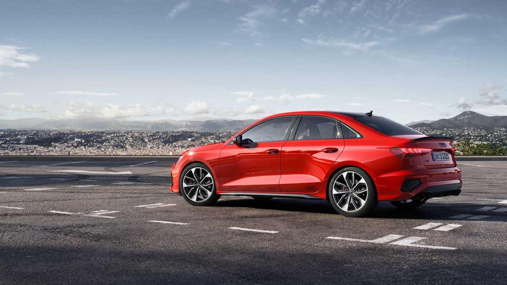 Novo Audi S3 2021 estreia nas versões Sportback e Sedan ...