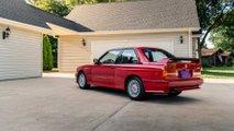BMW M3 E30 de 1988 vendido en una subasta