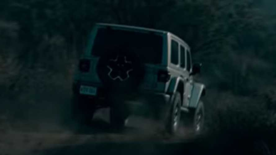 Jeep Wrangler 4xe PHEV Teaser Tries To Quietly Cool Bronco Frenzy