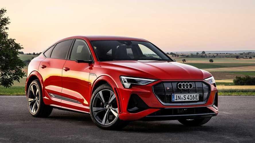 Audi e-tron S Sportback (2020) nella prova