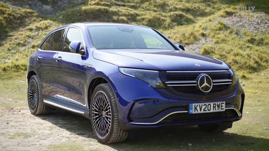 Fully Charged Tests Out The Mercedes-Benz EQC