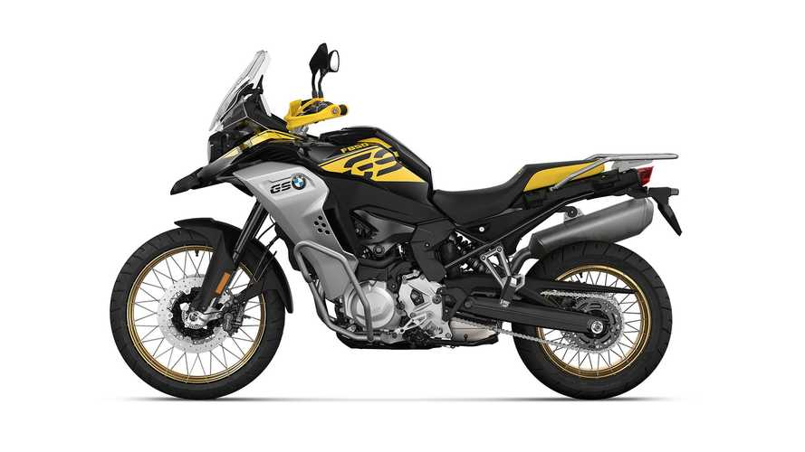 2021 bmw f850gs adventure  40 years gs edition
