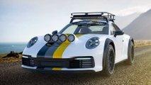 delta 4x4 Porsche Dakar
