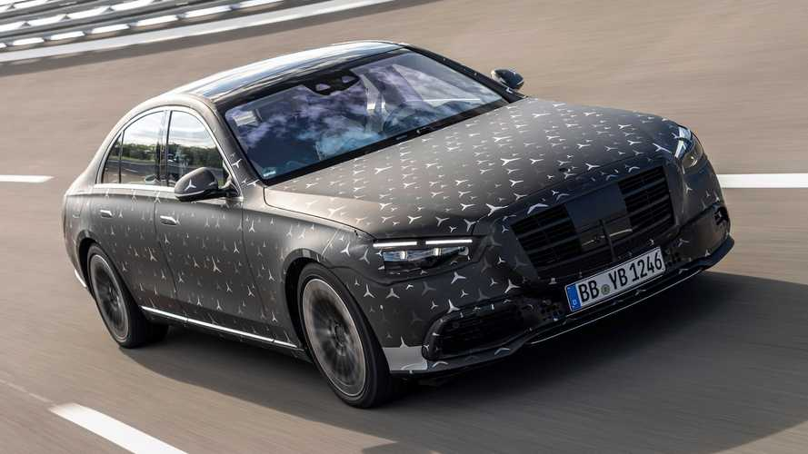 New Mercedes-AMG S63 To Be A Plug-In Hybrid With Around 800 HP?