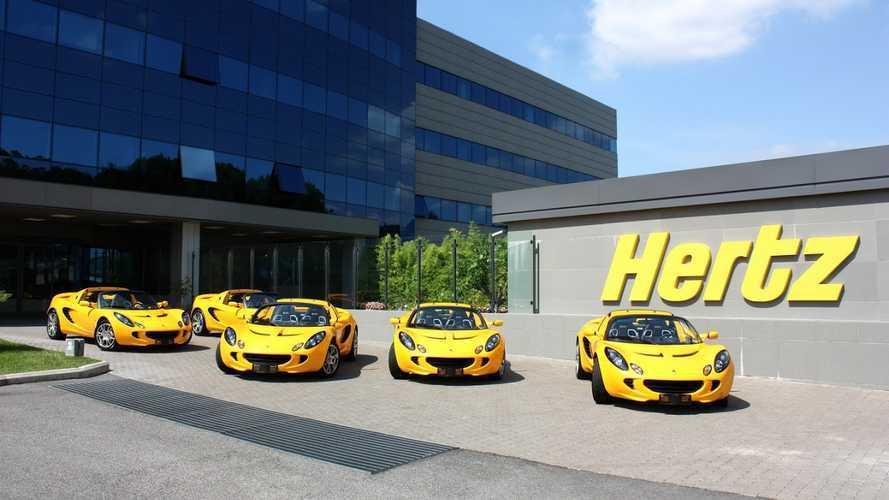 A csőd szélére került a Hertz, a világ egyik legnagyobb autókölcsönző hálózata