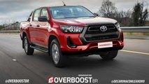 Projeção: Nova Toyota Hilux 2021