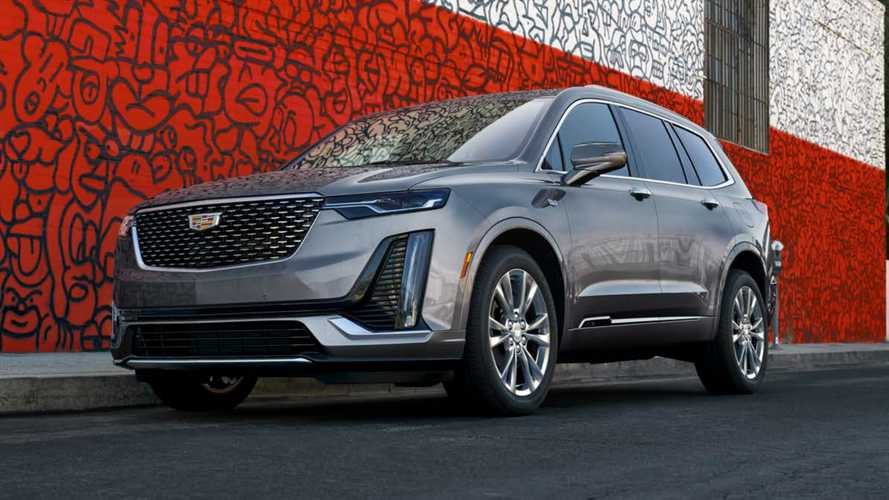 2021 Cadillac XT6 Arrives With New, Cheaper Luxury Trim