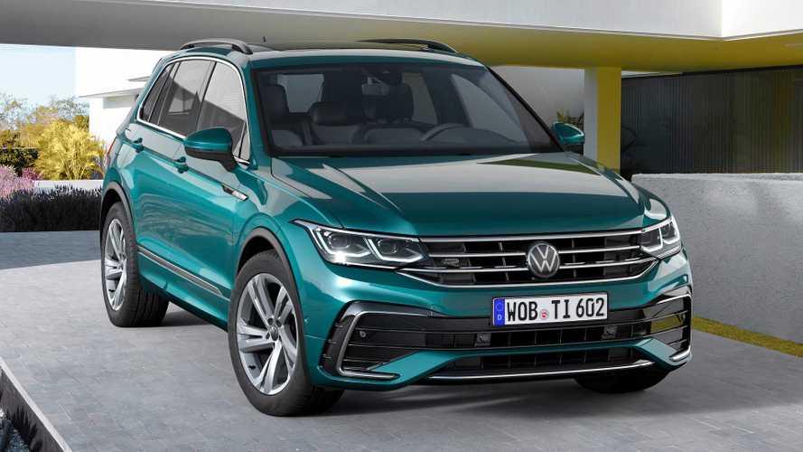 Plug-in hibrid hajtáslánccal és számos újítással debütált a frissített VW Tiguan