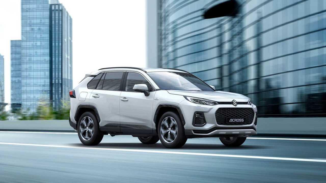 Suzuki Across PHEV