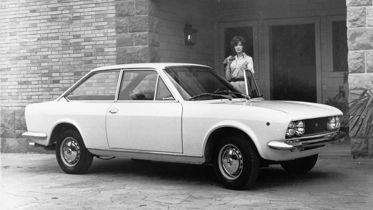 SEAT 124 Sport Coupé 1.600 (1970-1972)