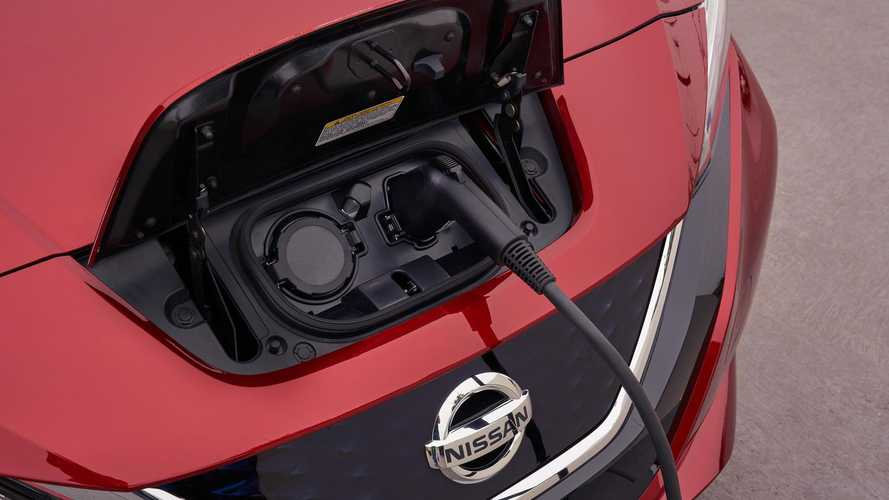 Nissan заявил о решении проблемы быстрой зарядки нового Leaf