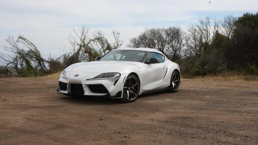 Nürburgring'deki bu Toyota Supra, yeni bir motor mu test ediyor?