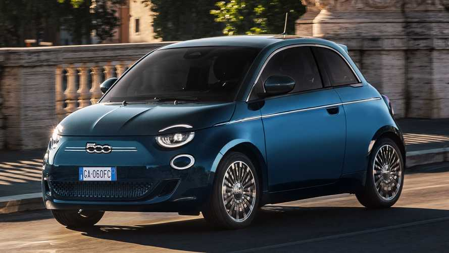 New Fiat 500 EV revealed starting at £26,995 including wallbox charger