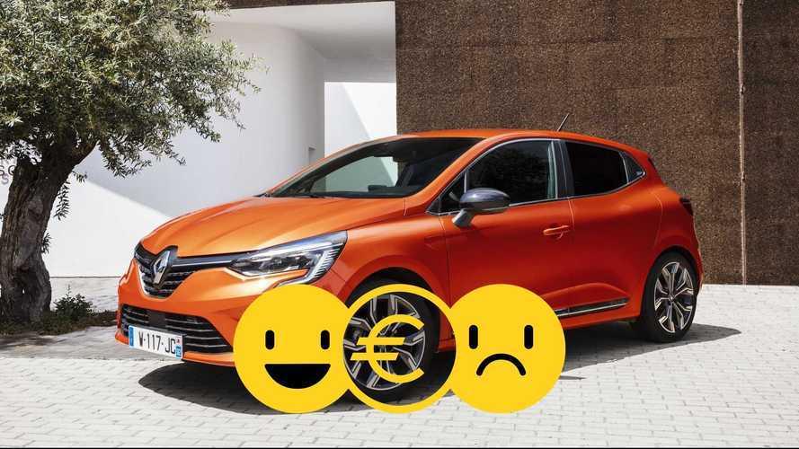 Promozione Renault Clio GPL, perché conviene e perché no