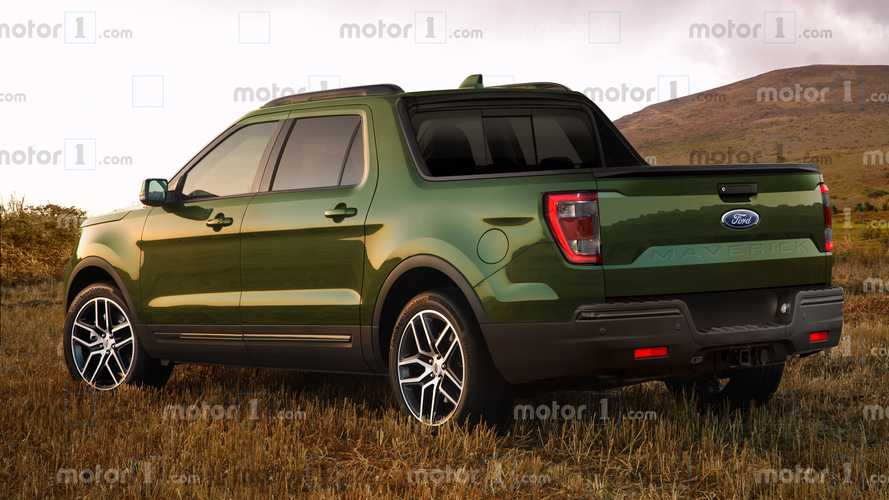 2022 Ford Maverick May Only Be Available In Four-Door Super Crew Body