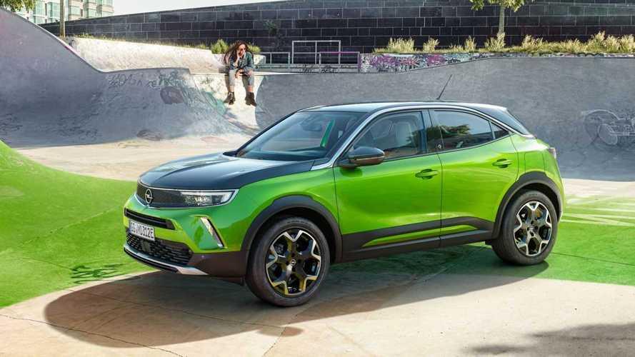 Opel Moka (2020)