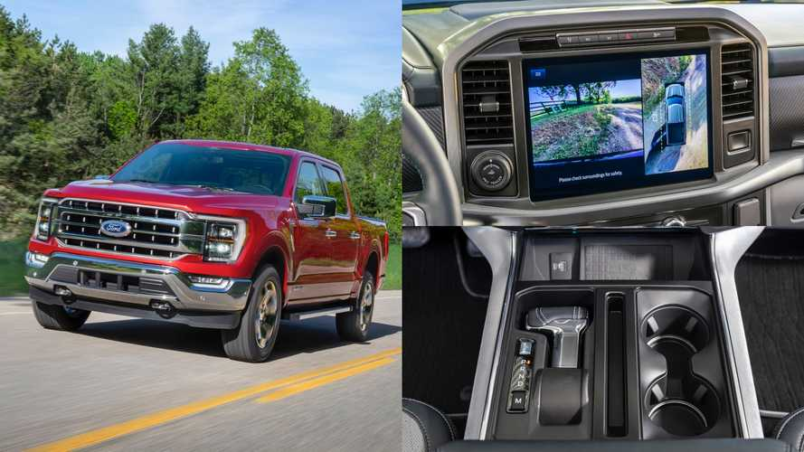 2021 Ford F-150 Interior: New Design, Features, And Tech