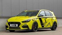 H&R-Gewindefahrwerk und Sportstabilisatoren für Hyundai i30 N