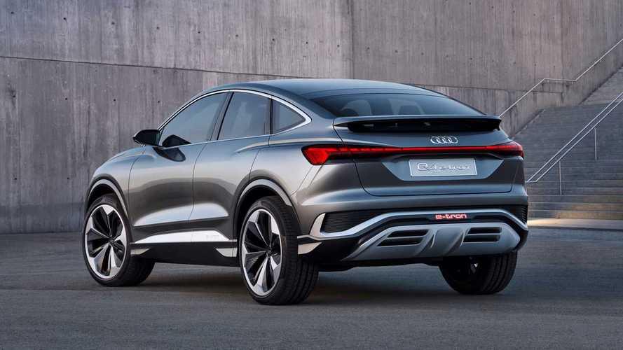 Audi Q4 e-tron Sportback Concept antecipa SUV Coupé com autonomia de 500 km