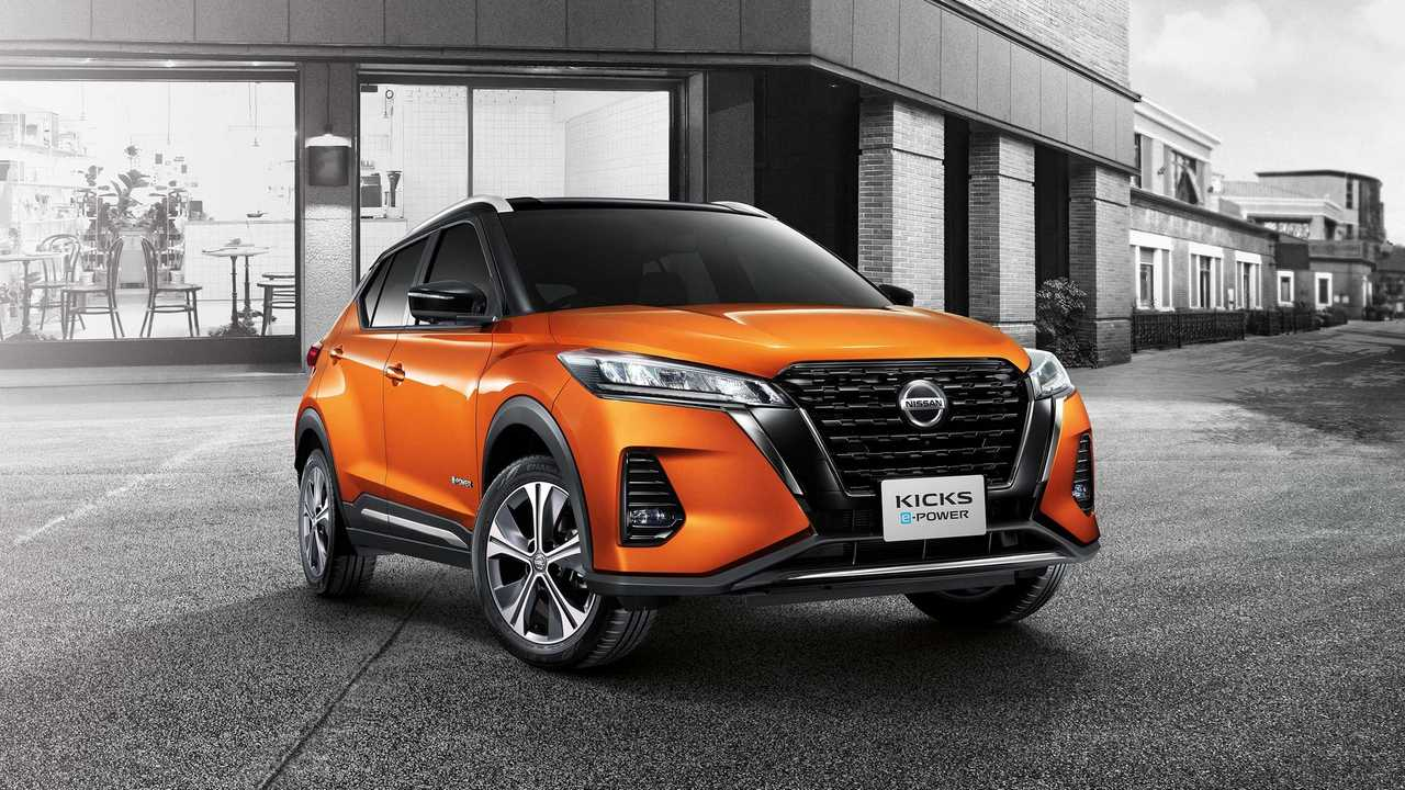 Nissan Kicks e-Power Leaks In Official Nissan Thailand Page