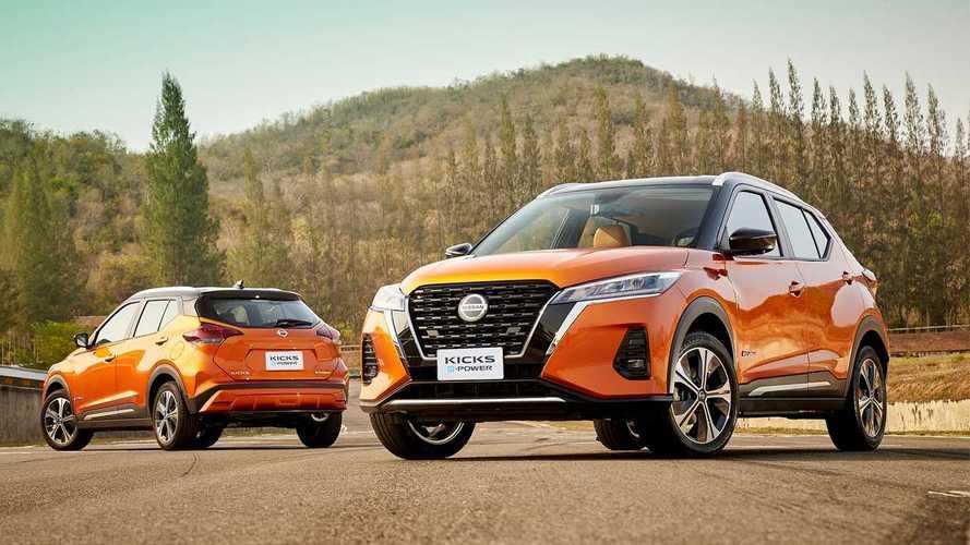 Novo Nissan Kicks tem peças registradas no Brasil para estreia em 2021