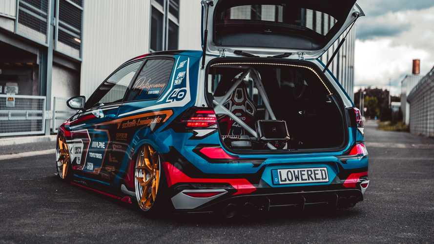 Volkswagen Golf GTI Clubsport Yido Performance