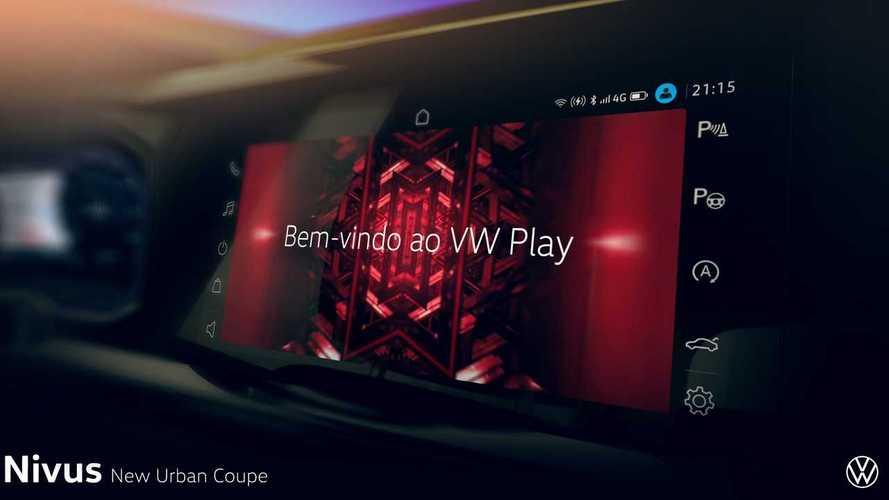 Nova multimídia VW Play terá tela de 10 polegadas e loja de aplicativos