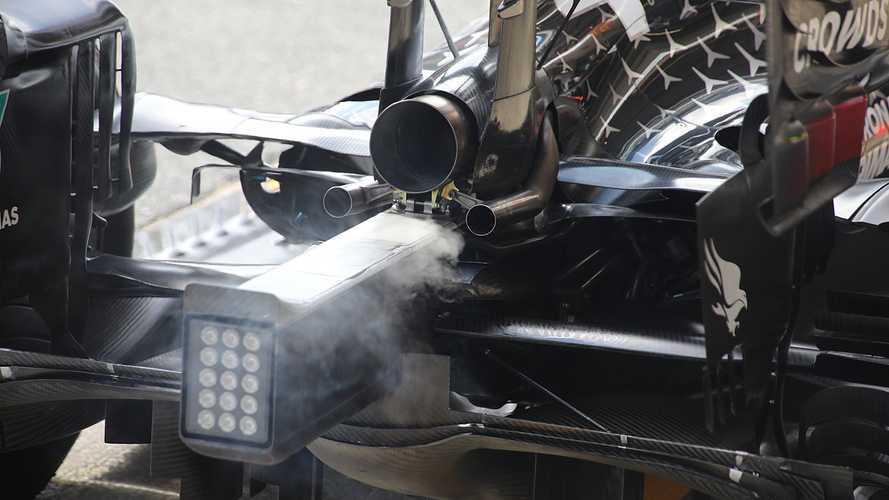 F1, Mercedes: sulla W11 non tutto fila lascio come l'olio