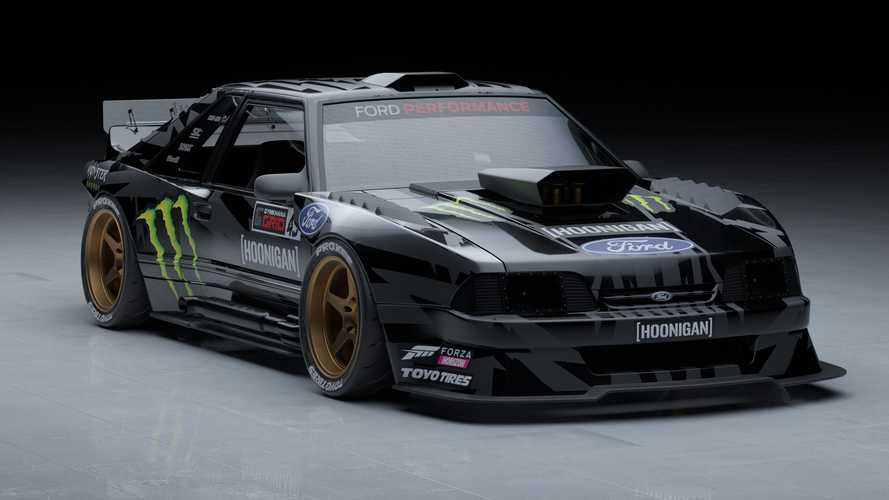 Ford 'Hoonifox' is Ken Block's new Mustang drift machine