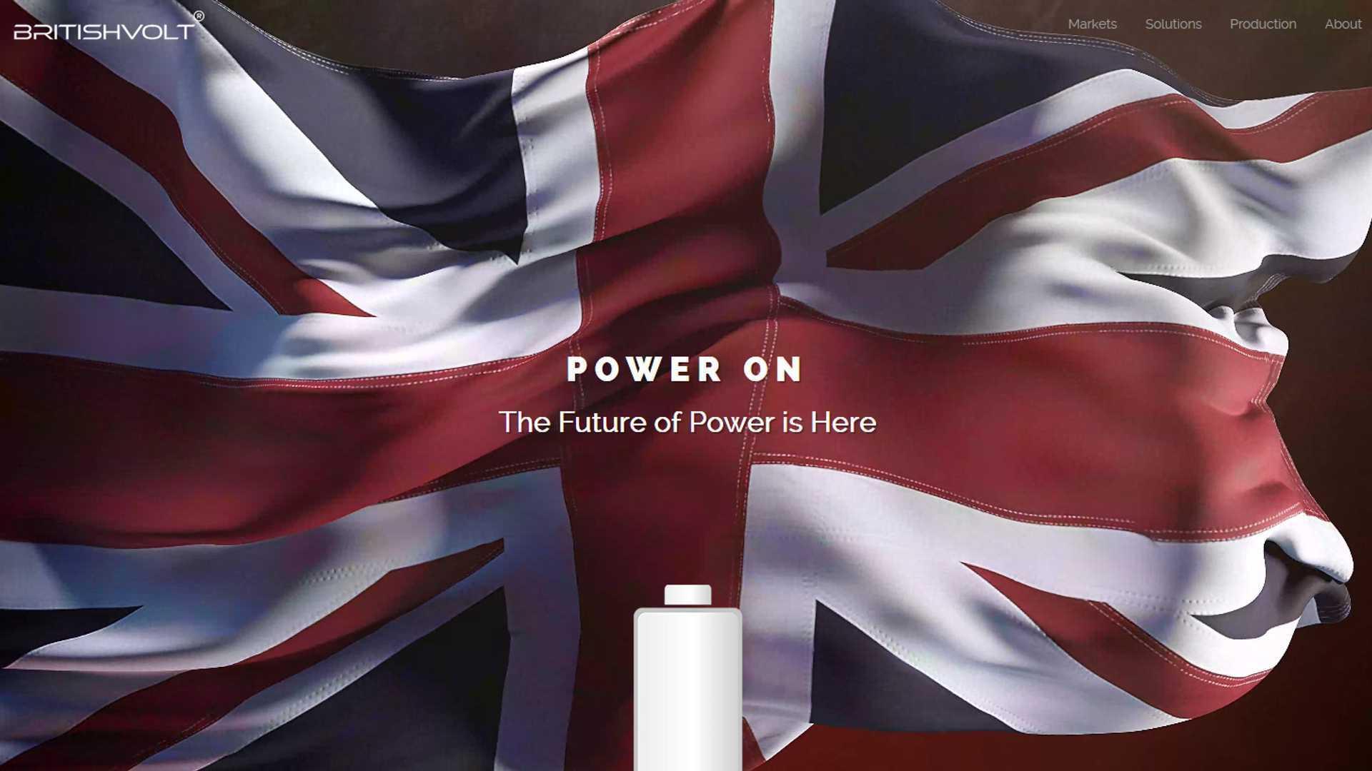 Britishvolt and AMTE Power outline plan for battery gigafactory in UK