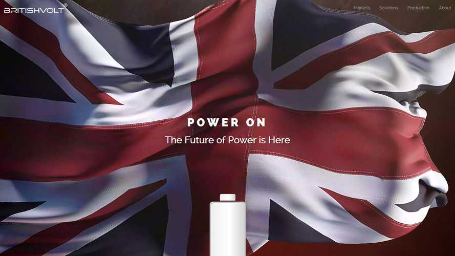 Britishvolt And AMTE Power Outline Plan For Battery Gigafactory In UK