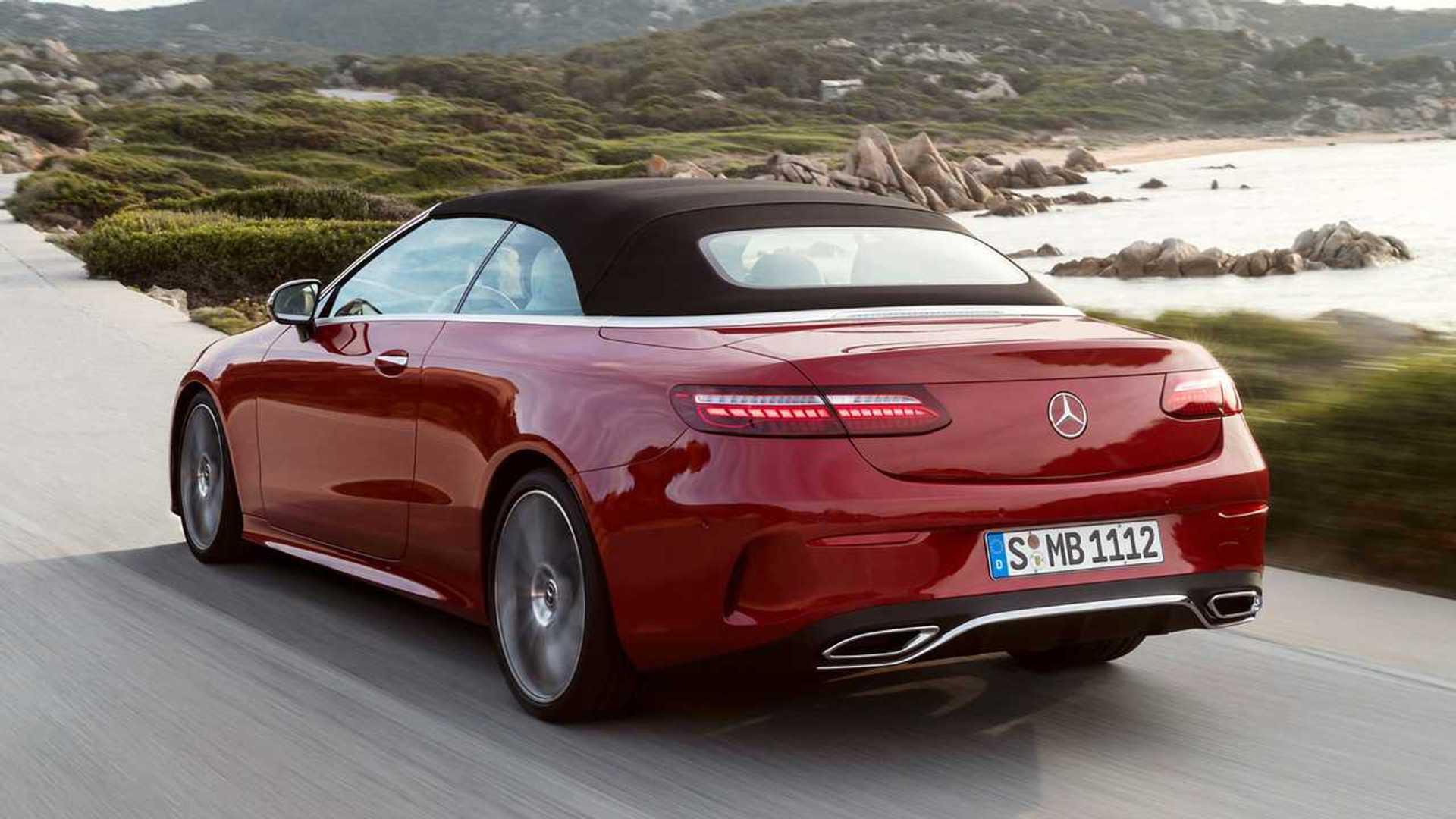 Mercedes-Benz Clase E Restyling (2020) 111