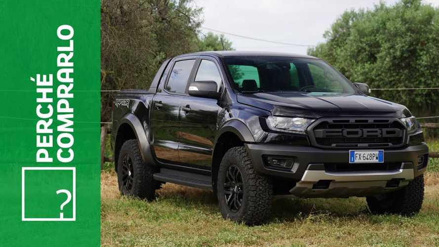Ford Ranger Raptor, perché comprarlo... e perché no