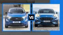 ford ecosport puma confronto guida alla scelta